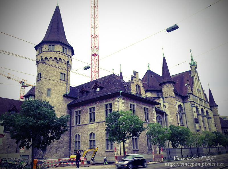 瑞士國立博物館1