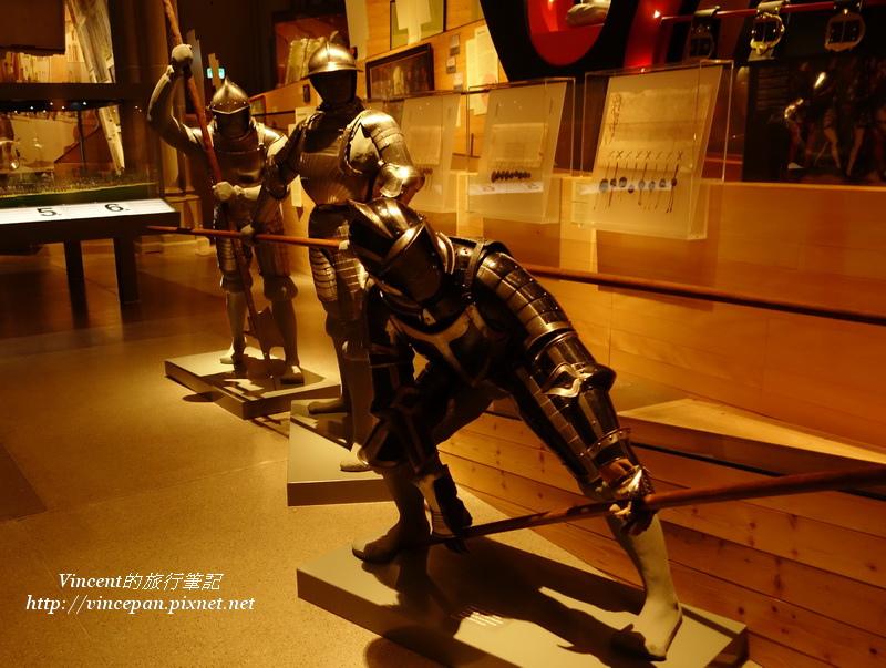 騎士文化的物品