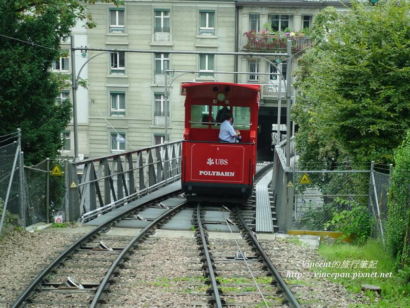 UBS Polybahn纜車1