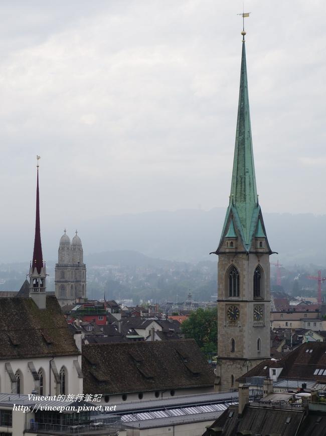 普雷迪格教堂尖塔