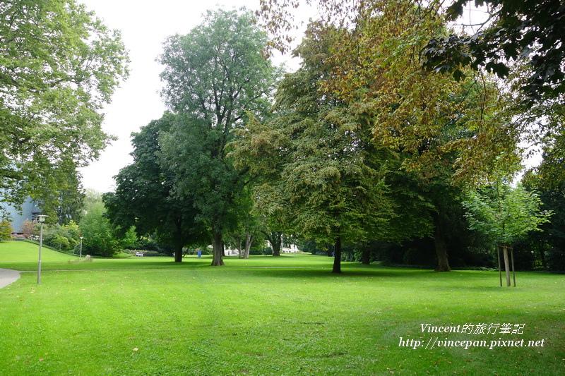 Universitätsspital park1