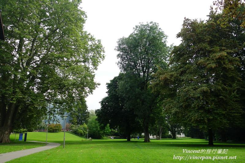 Universitätsspital park2