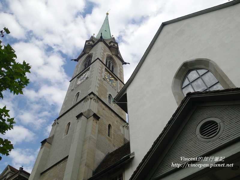 普雷迪格教堂