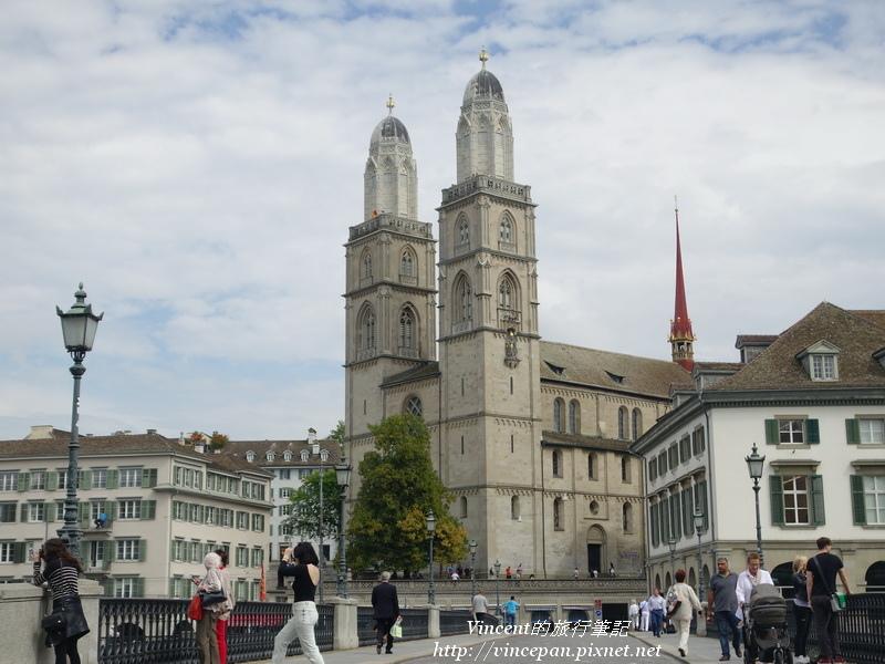蘇黎世大教堂2