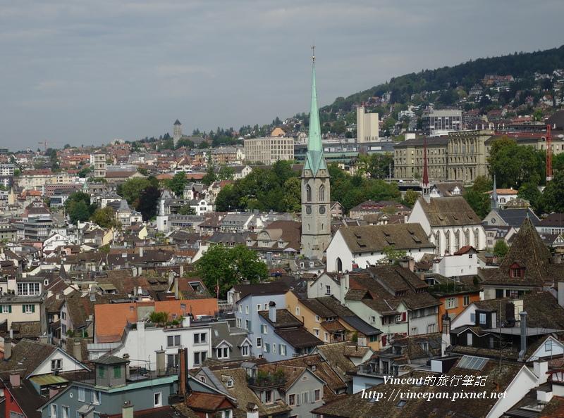 普雷迪格教堂 尖塔