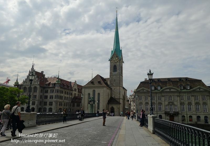 蘇黎世聖母大教堂2