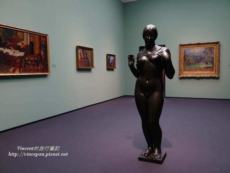 蘇黎世美術館 雕像2