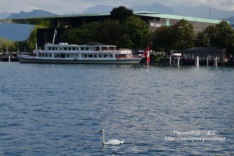 KKL Luzern 遊艇