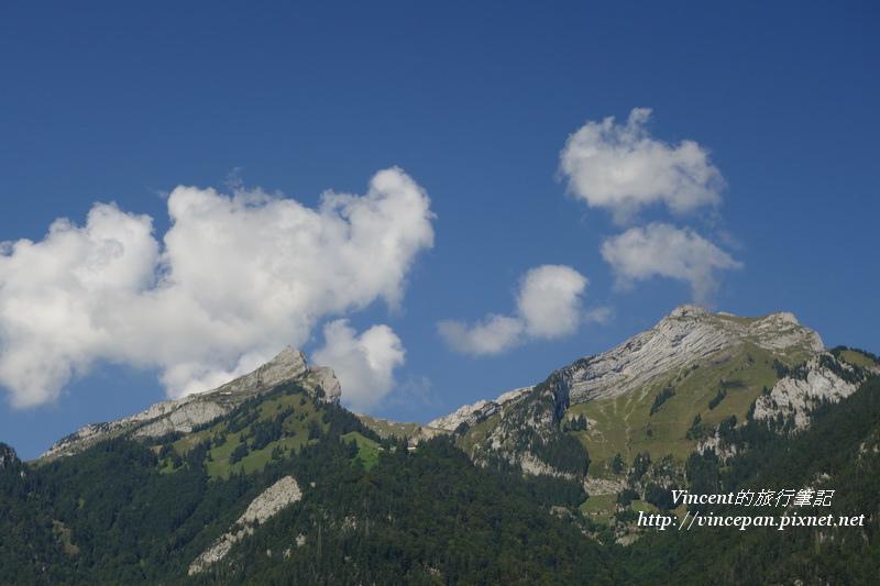 皮拉圖斯山 雲2