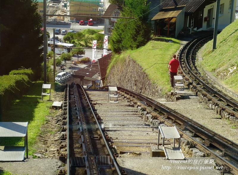 Pilatus鐵軌