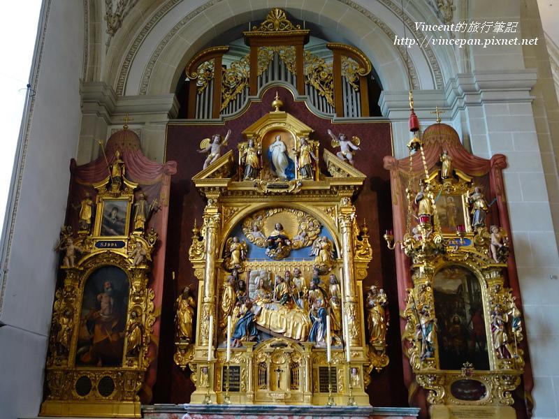 瑪利亞祭壇