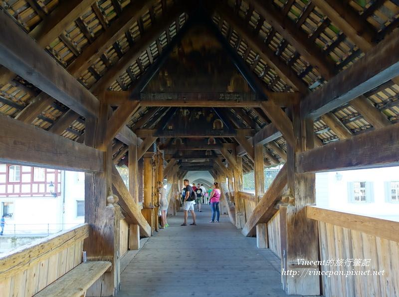 斯普洛橋 走廊
