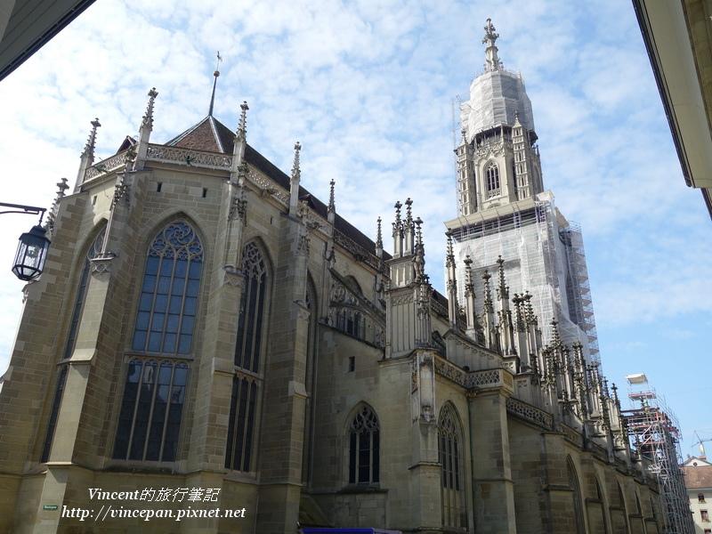 伯恩大教堂
