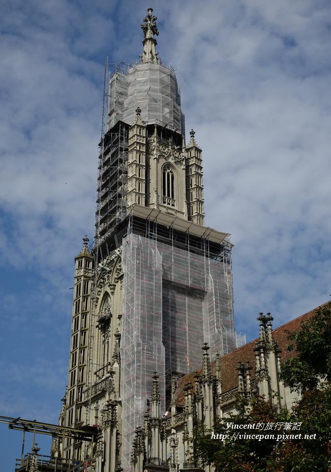 伯恩大教堂 尖塔