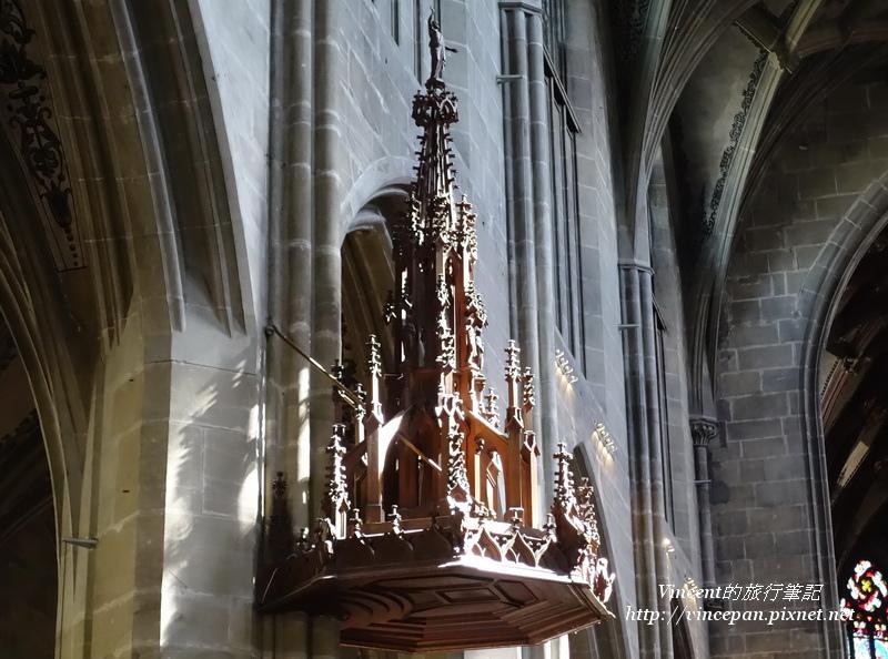 教堂內裝飾
