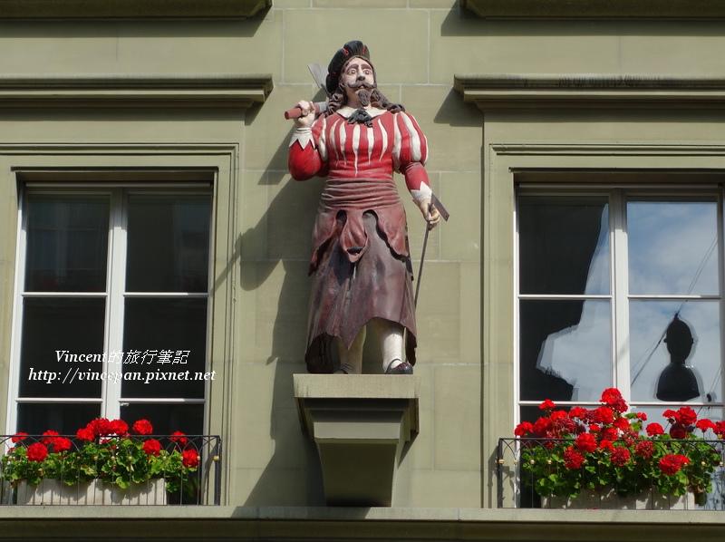 路旁的雕像3