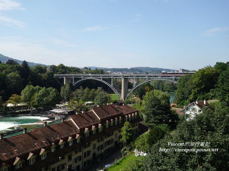 Kirchenfeldbrücke大橋