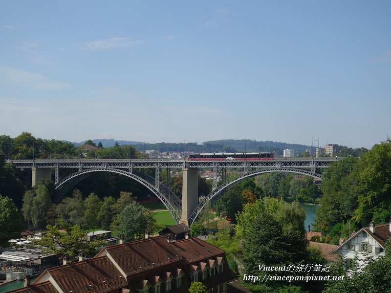 Kirchenfeldbrücke大橋2