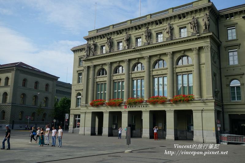 古典建築銀行