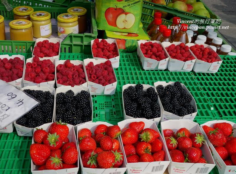 早市的水果1