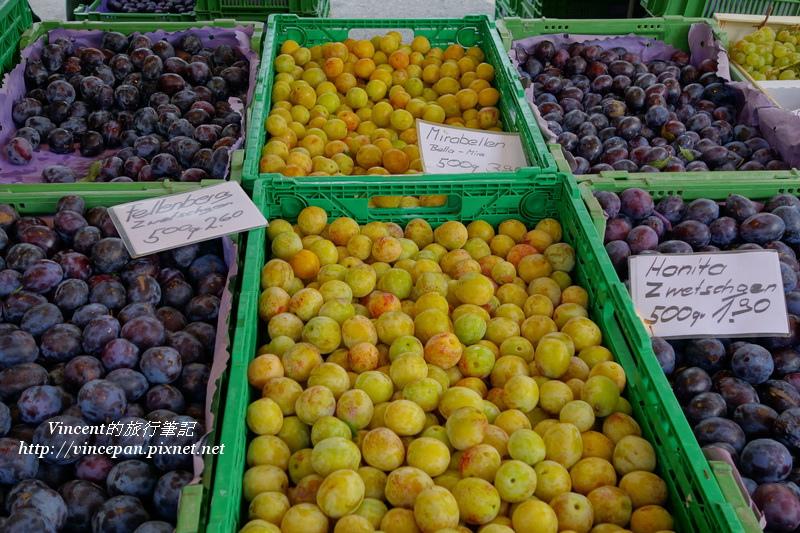 早市的水果2