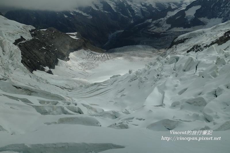 艾格峰冰河1