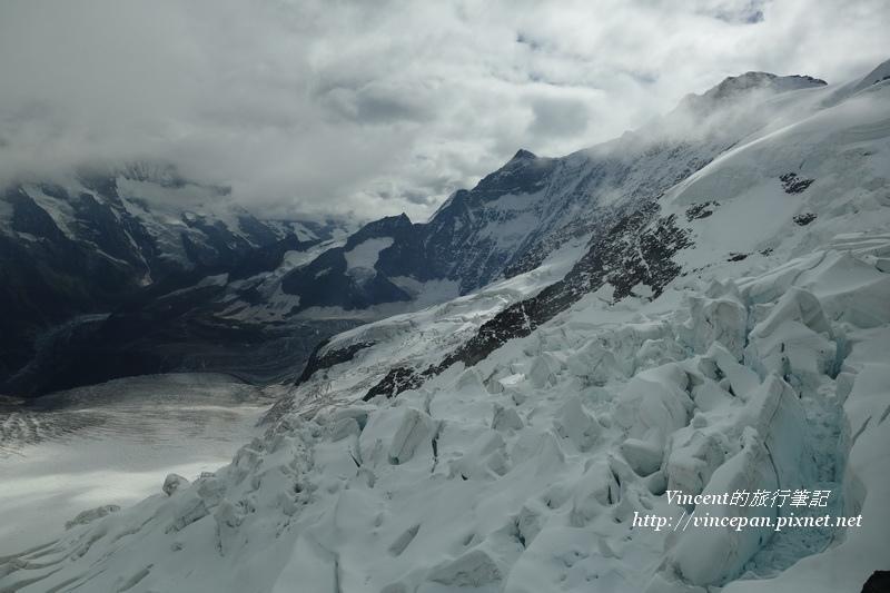艾格峰冰河2