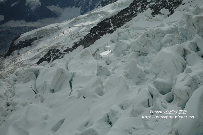 艾格峰冰河3