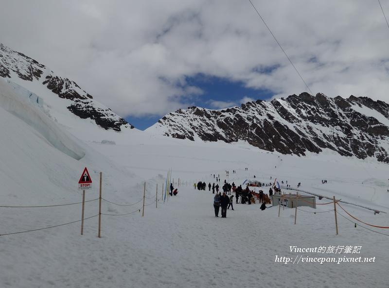 阿雷奇冰河雪上運動樂園