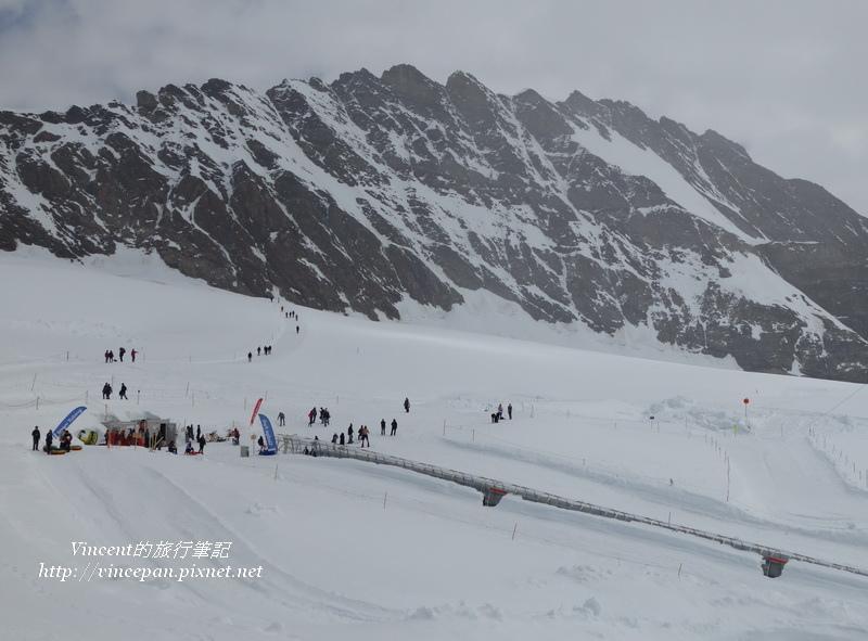 阿雷奇冰河雪上運動樂園2