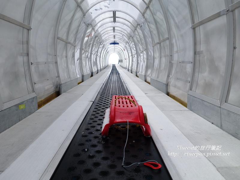 自動輸送帶 雪橇