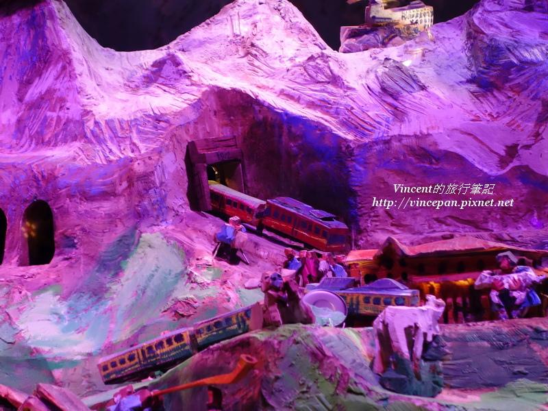 雪球 火車