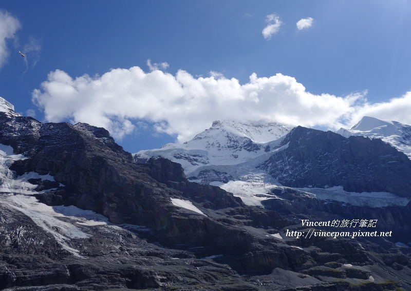 冰河 山壁1
