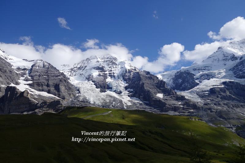 三大山峰2
