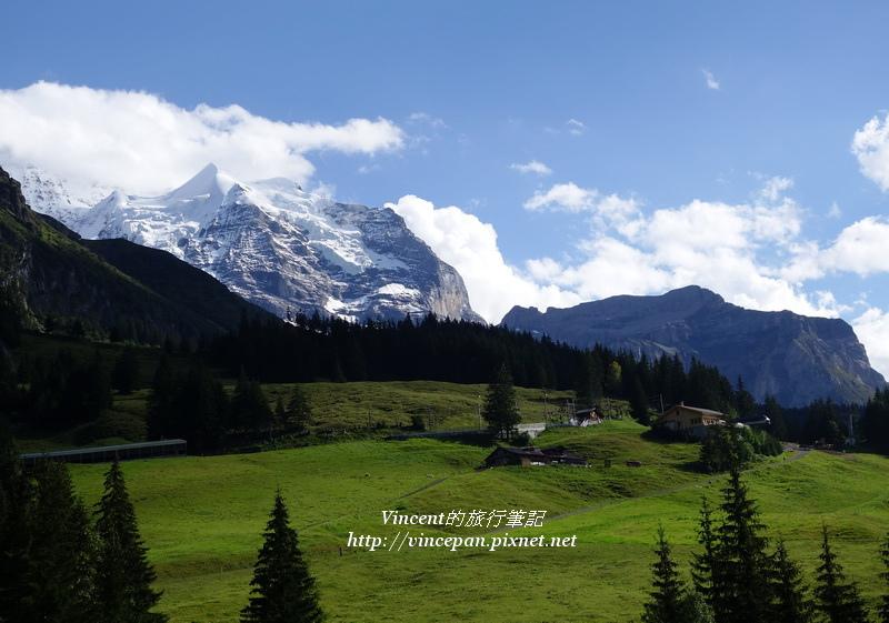 阿爾卑斯山景1