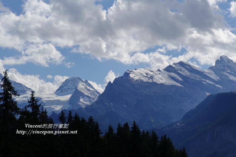 阿爾卑斯山景2