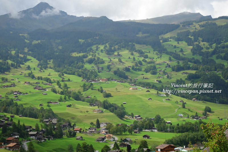 格林德瓦 山景2