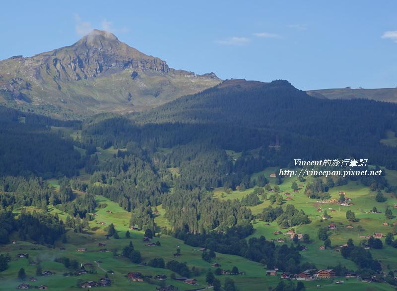 格林德瓦 山景1