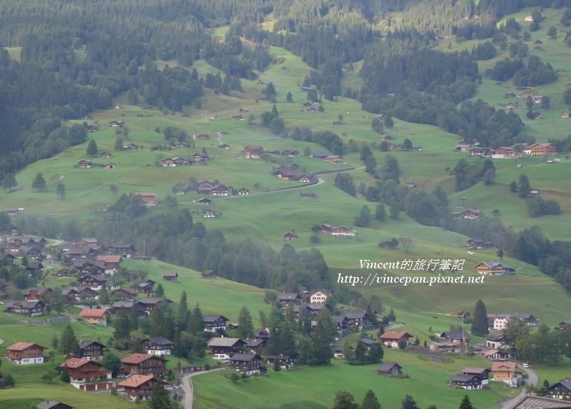 格林德瓦 山坡1