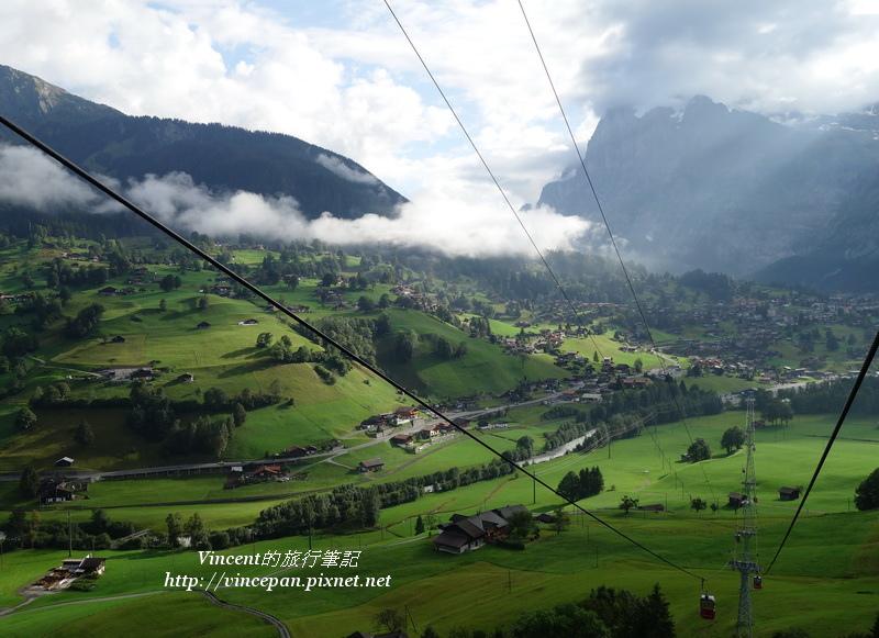 格林德瓦山谷