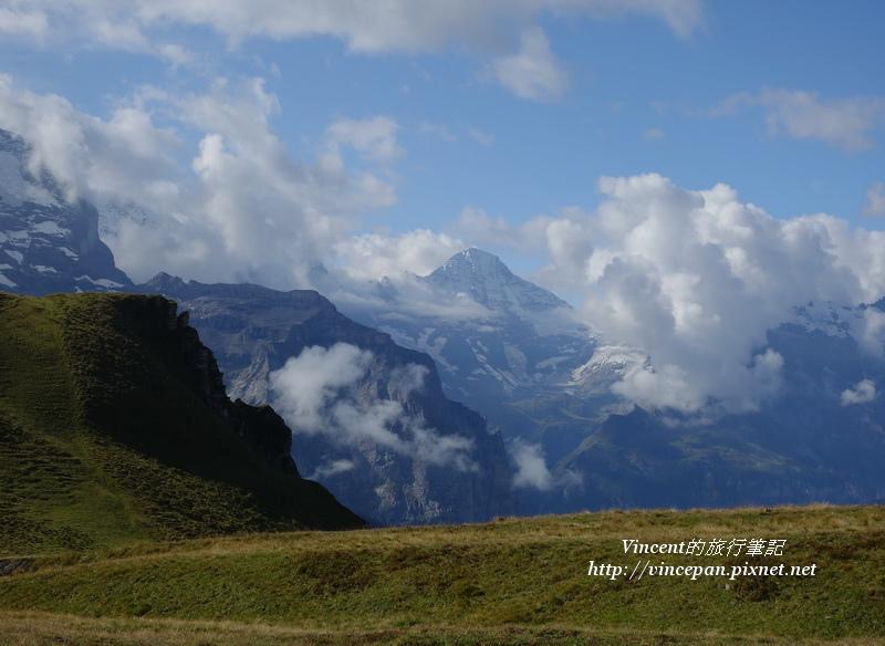 Mannlichen山景1
