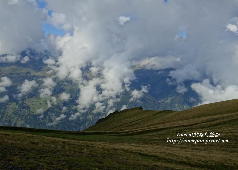 Mannlichen山景2