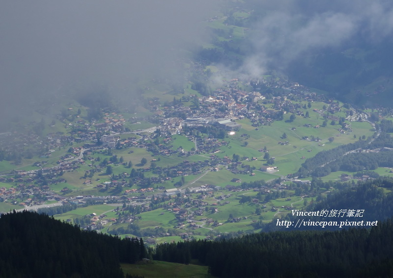 雲霧中格林德瓦