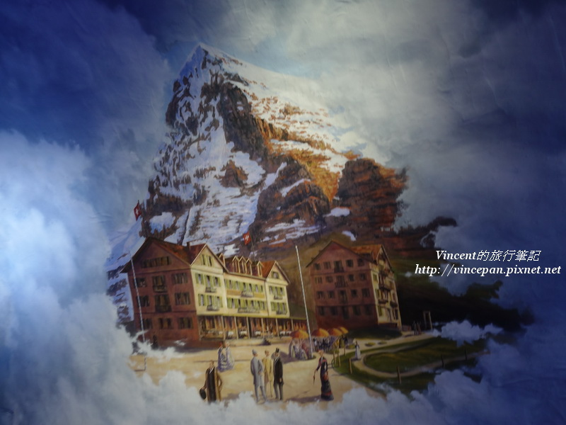艾格峰北坡 圖畫