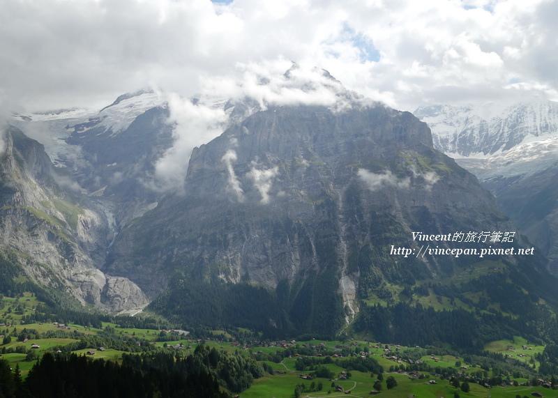 格林德瓦週邊的崇山峻嶺2