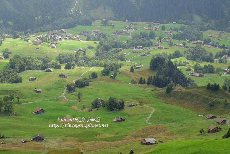 格林德瓦 山坡2
