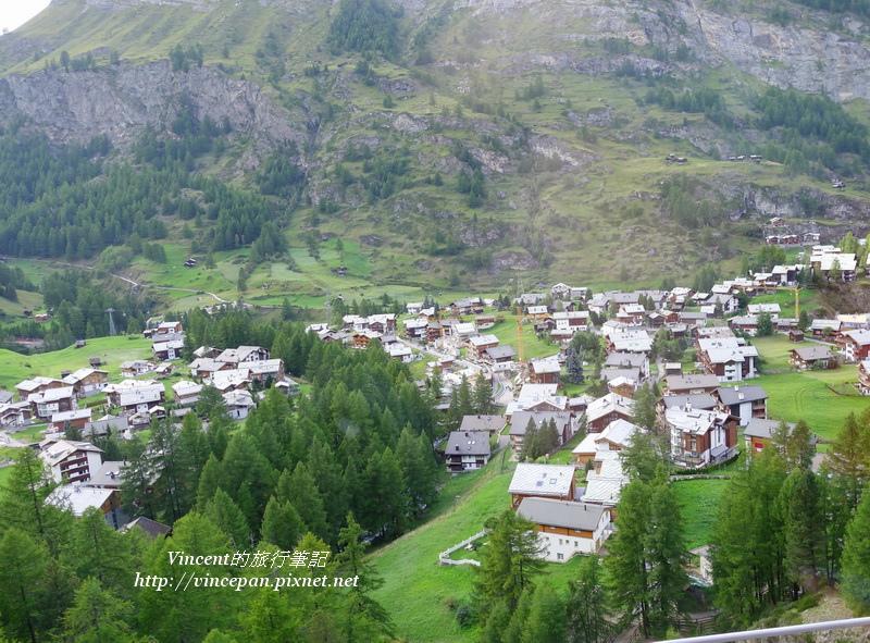 策馬特的村落2