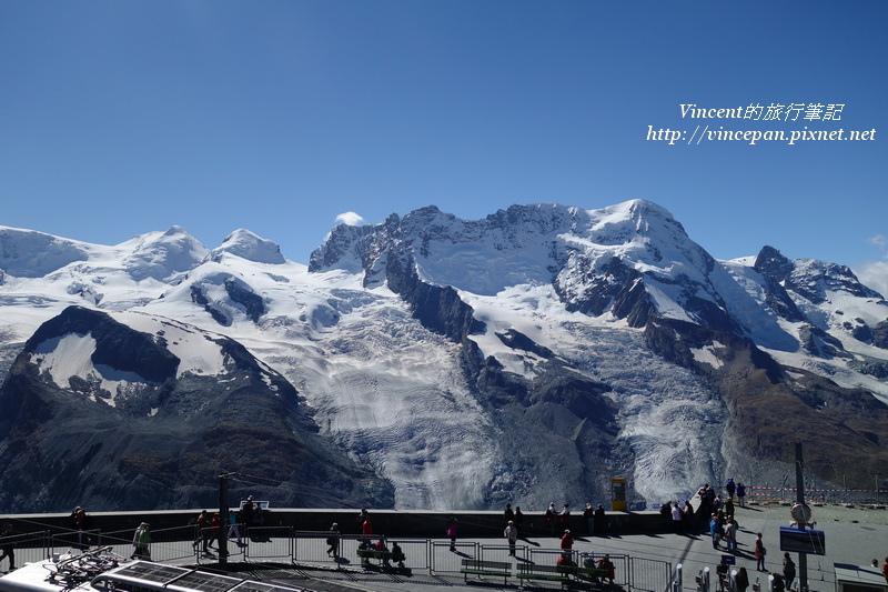 遊客 冰河