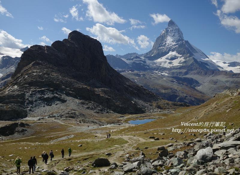 馬特洪峰 登山客2