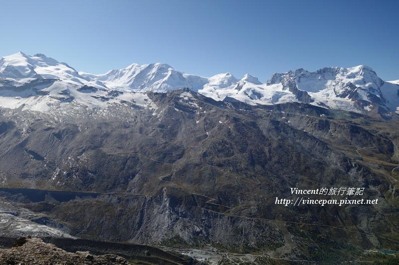 高山與冰河